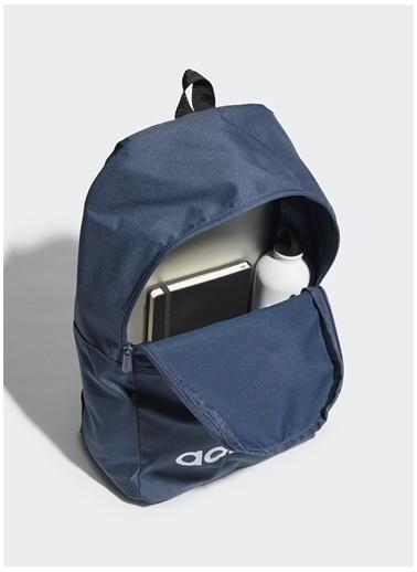 adidas adidas GN2077 LIN CLAS BP DAY Unisex Sırt Çantası Mavi